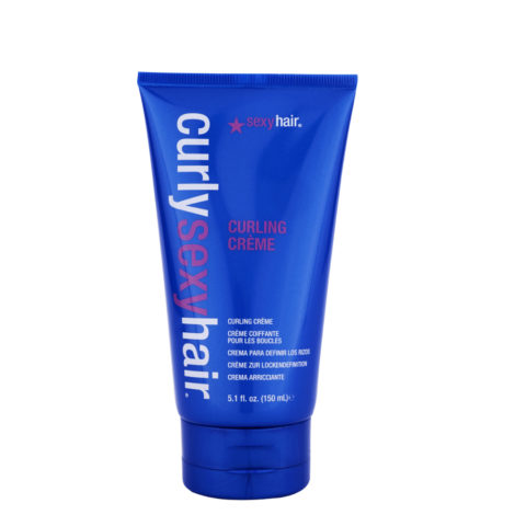 Curly Sexy Hair Curling Creme 150ml