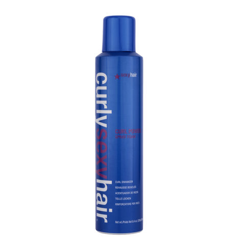 Curly Sexy Hair Curl Power Spray Foam 250ml