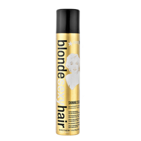 Blonde Sexy Hair Shining Star Color Preserving Spray 125ml - spray lucidante