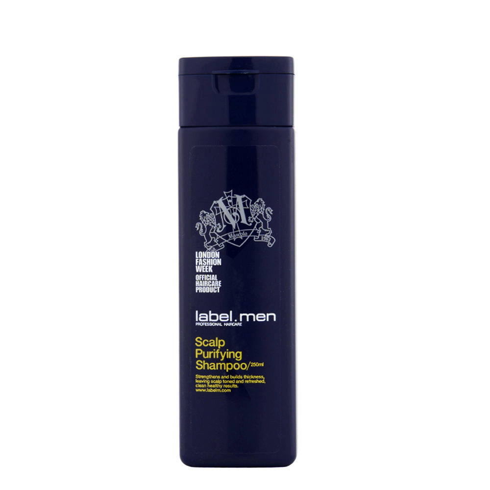 Label.Men Scalp Purifying Shampoo 250ml - shampoo purificante cute