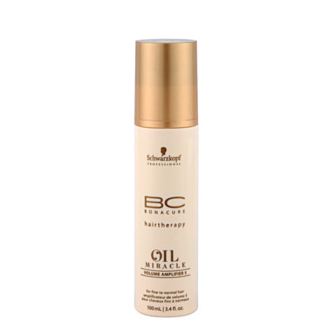 Schwarzkopf Professional BC Oil miracle Volume amplifier 5 Fine to normal hair 100ml