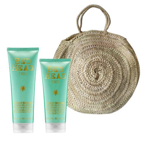 Tigi Bed Head Totally Beachin' Kit Shampoo 250ml Conditioner 200ml