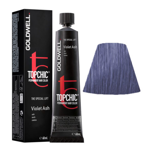 VIOLET ASH Violetto cenere Goldwell Topchic Special lift tb 60ml