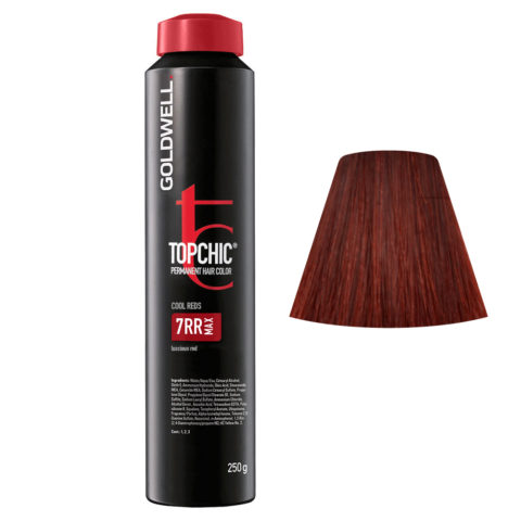 7RR MAX Rosso sensuale Goldwell Topchic Cool reds can 250ml