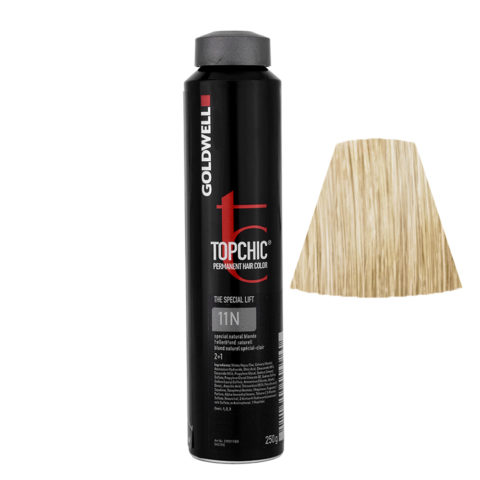 11N Biondo speciale naturale Goldwell Topchic Special lift can 250ml
