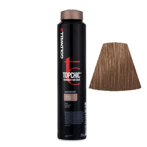 7G Nocciola Goldwell Topchic Warm browns can 250gr