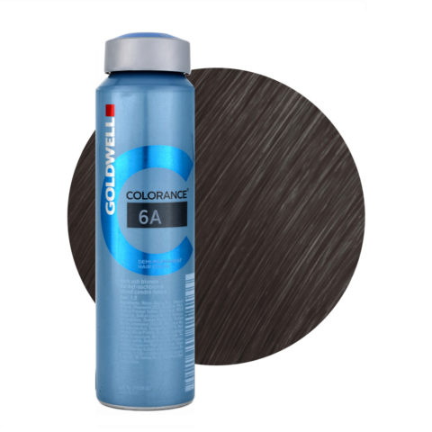 6A Biondo scuro cenere Goldwell Colorance Cool browns can 120ml