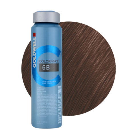 6B Castano dorato Goldwell Colorance Warm browns can 120ml