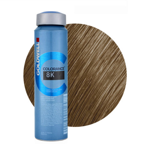 8K Biondo chiaro ramato Goldwell Colorance Warm reds can 120ml