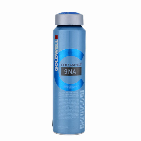 9NA Biondo chiarissimo cenere naturale Goldwell Colorance Cool blondes can 120ml