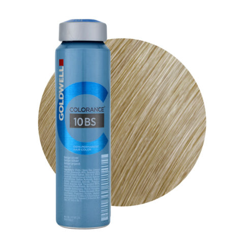10BS Beige argento Goldwell Colorance Cool blondes can 120ml