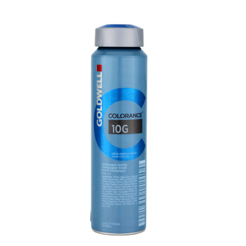 10G Biondo champagne Goldwell Colorance Warm blondes can 120ml