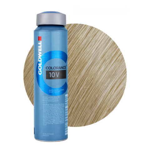 10V Biondo platino violetto Goldwell Colorance Cool blondes can 120ml