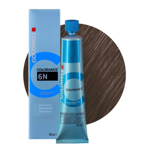6N Biondo scuro naturale Goldwell Colorance Naturals tb 60ml
