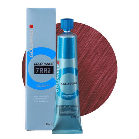 7RR MAX Rosso sensuale Goldwell Colorance Cool reds tb 60ml