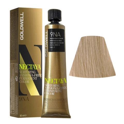 9NA Biondo chiarissimo cenere naturale Goldwell Nectaya Cool blondes tb 60ml