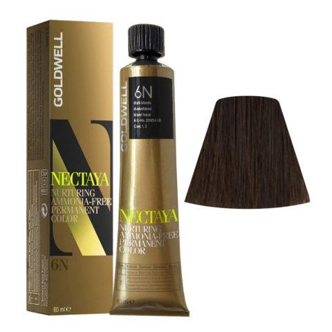 6N Biondo scuro naturale Goldwell Nectaya Naturals tb 60ml
