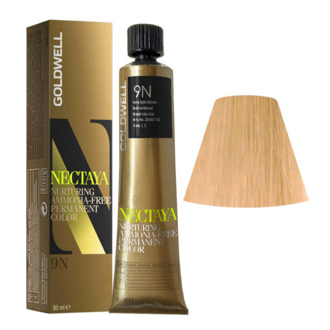 9N Biondo chiarissimo naturale Goldwell Nectaya Naturals tb 60ml