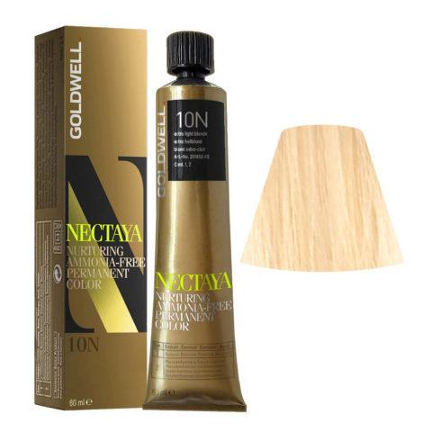 10N Biondo platino Goldwell Nectaya Naturals tb 60ml