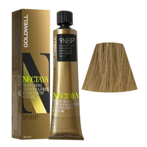 9NBP Biondo chiarissimo opale Goldwell Nectaya Enriched naturals tb 60ml
