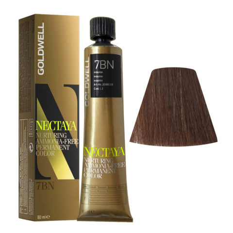 7BN Vesuvio Goldwell Nectaya Warm browns tb 60ml