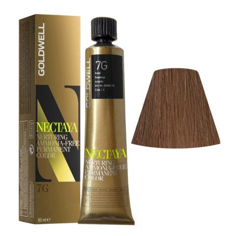 7G Nocciola Goldwell Nectaya Warm browns tb 60ml