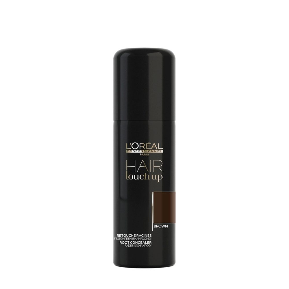 L'Oreal Hair Touch Up Brown 75ml - ritocco radice castano