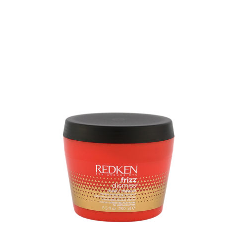 Redken Frizz dismiss Mask 250ml - maschera anticrespo