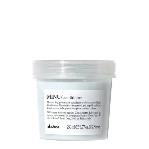 Davines Essential hair care Minu Conditioner 250ml - balsamo illuminante