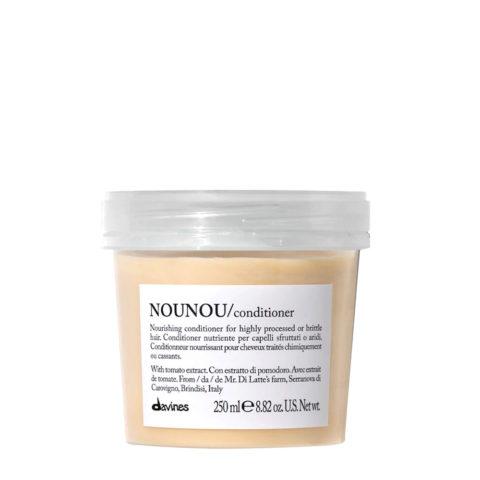 Davines Essential hair care Nounou Conditioner 250ml - balsamo nutriente