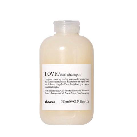 Davines Essential hair care Love curl Shampoo 250ml - Shampoo disciplinante