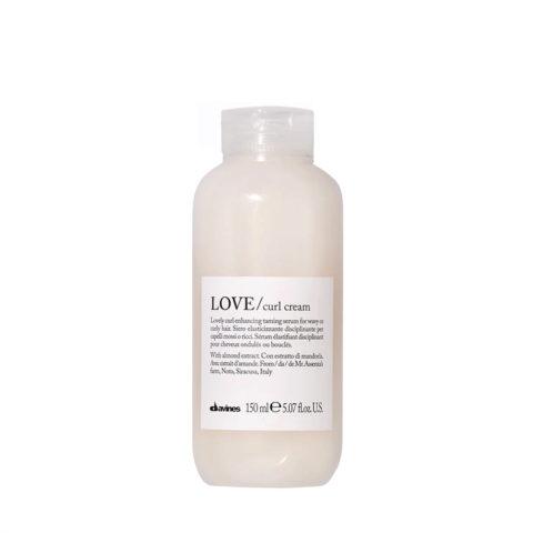 Davines Essential hair care Love curl Cream 150ml - siero disciplinante