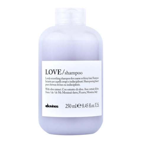 Davines Essential hair care Love smooth Shampoo 250ml - Shampoo lisciante