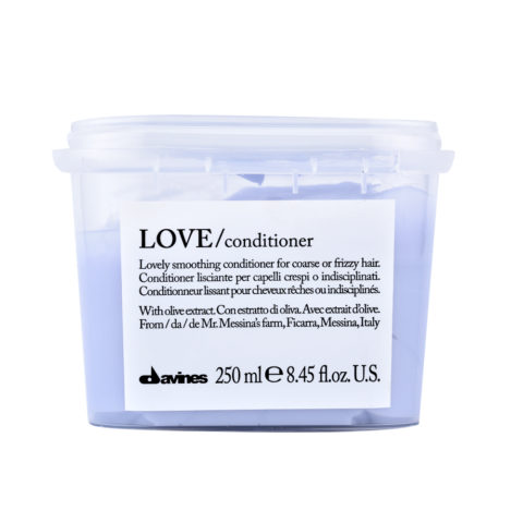 Davines Essential hair care Love smooth Conditioner 250ml - balsamo lisciante
