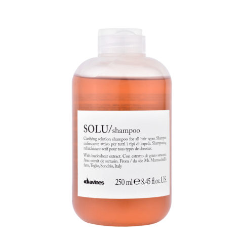 Davines Essential hair care Solu Shampoo 250ml