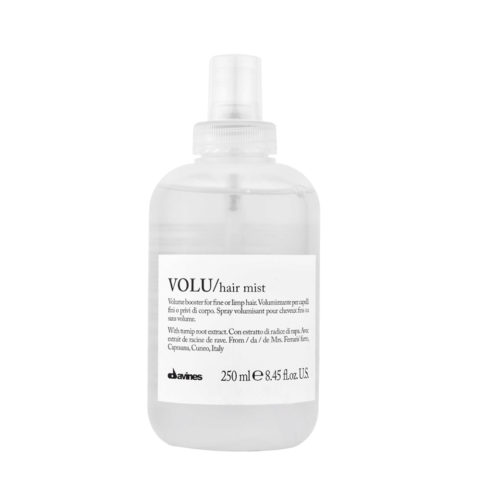 Davines Essential hair care Volu Hair Mist 250ml - spray volumizzante