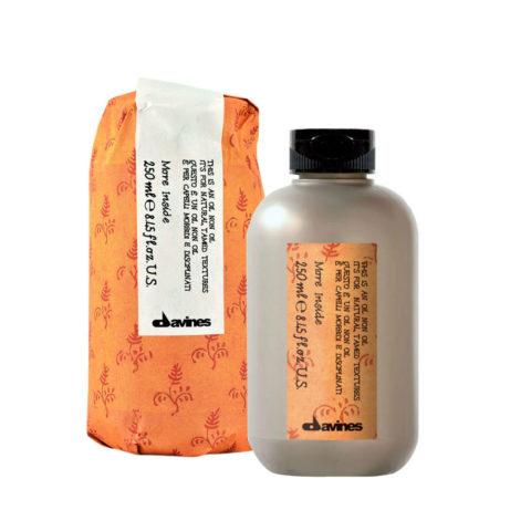 Davines More inside Oil non oil 250ml - Gel fluido senza tenuta
