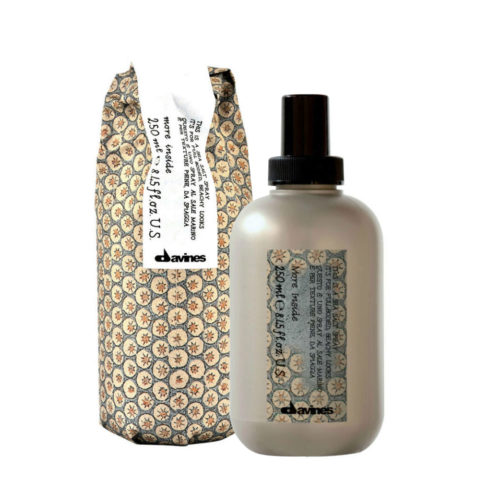 Davines More inside Sea salt spray 250ml - spray al sale effetto spiaggia