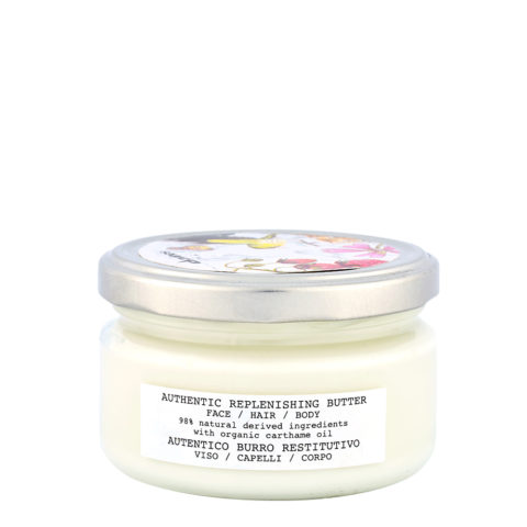 Davines Authentic Replenishing butter 200ml - Burro nutriente per corpo e capelli