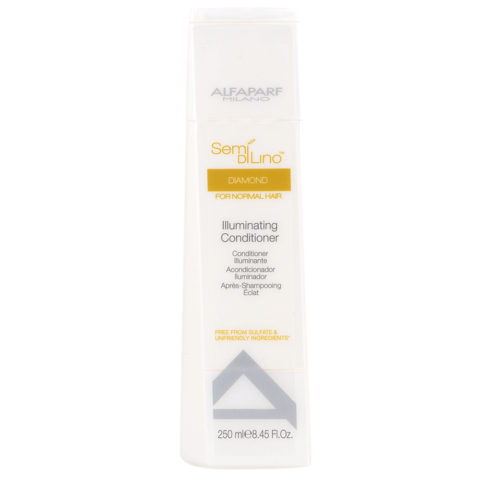 Alfaparf Semi di lino Diamond Illuminating conditioner 250ml - balsamo illuminante
