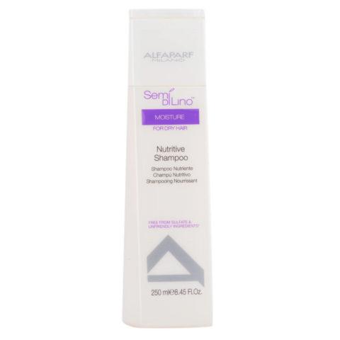 Alfaparf Semi di lino Moisture Nutritive shampoo 250ml - shampoo idratante