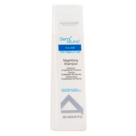 Alfaparf Semi Di Lino Volume Magnifying Shampoo 250ml - Shampoo Volumizzante