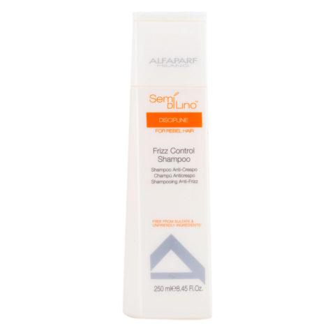 Alfaparf Semi Di Lino Discipline Frizz Control Shampoo 250ml - Shampoo Anticrespo