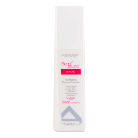 Alfaparf Semi di lino Styling Illuminating thermal protector 125ml - spray protettore termico