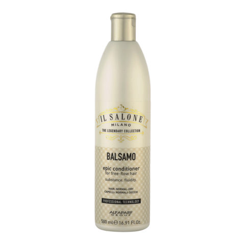 Alfaparf Il Salone Epic Conditioner 500ml - Balsamo Per Capelli Normali/Secchi