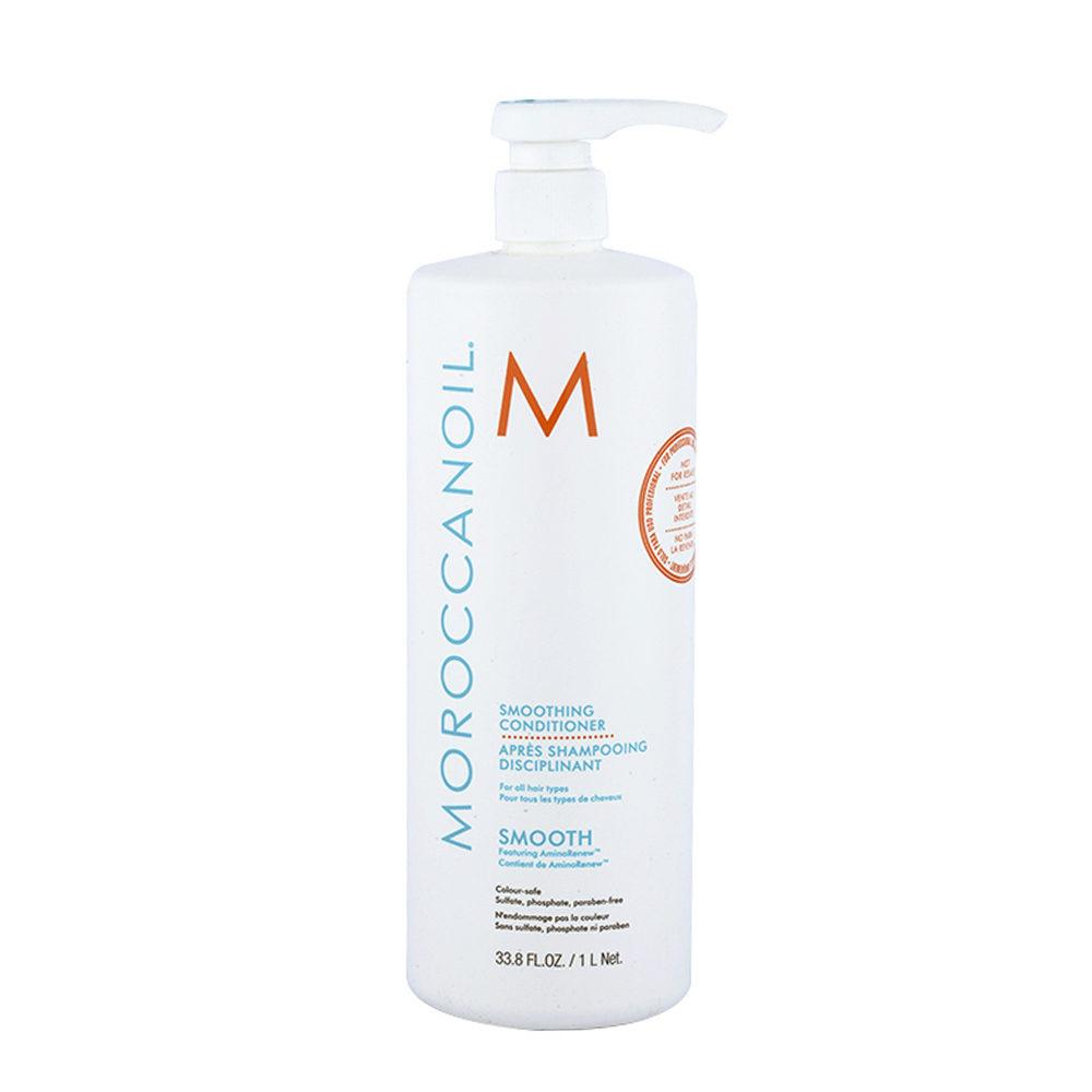 Moroccanoil Smooth balsamo anticrespo lisciante 1000ml