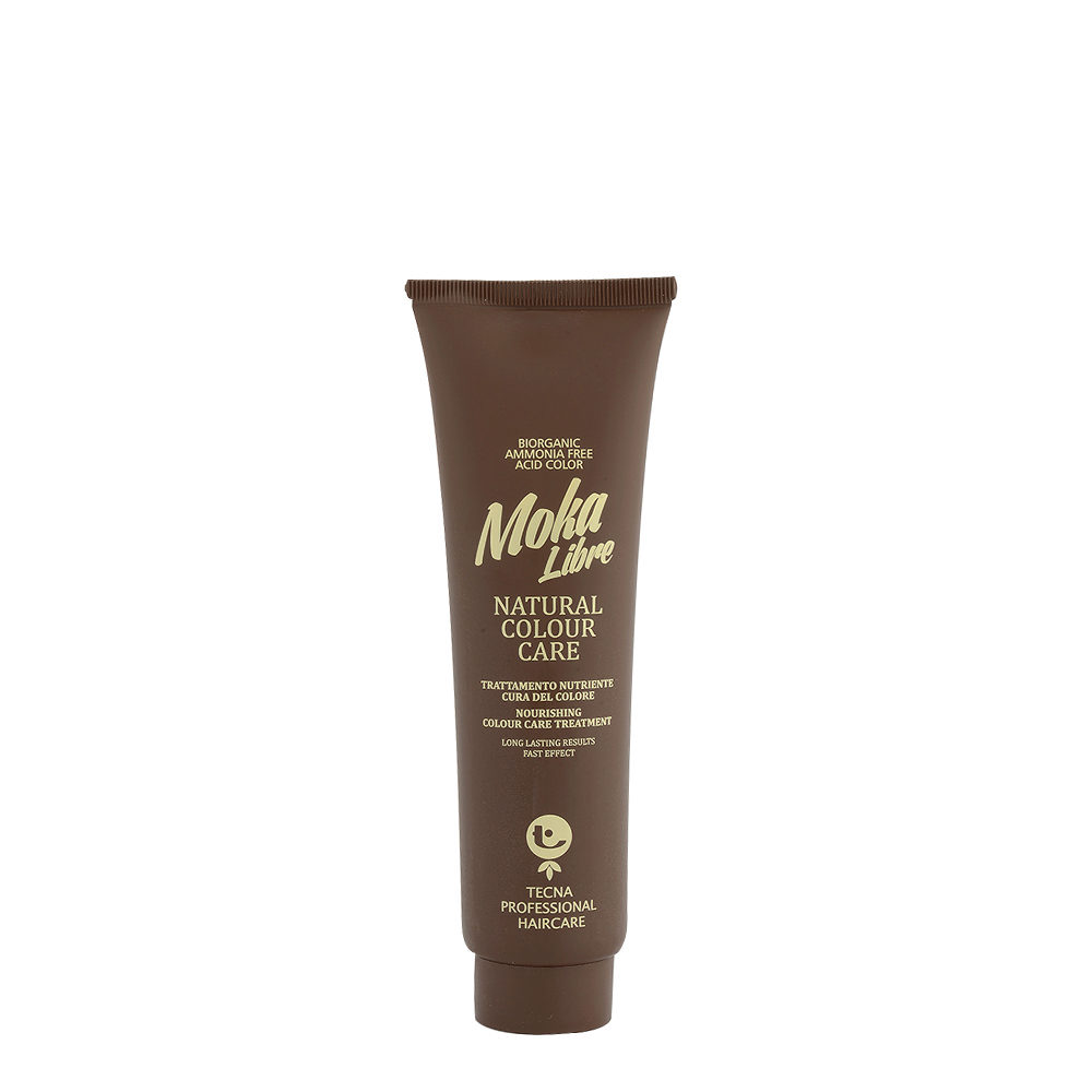 Tecna Natural colour care Moka libre 125ml - maschera colorata moka