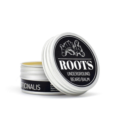 Roots Underground Zingiber Energizing beard balm 50ml