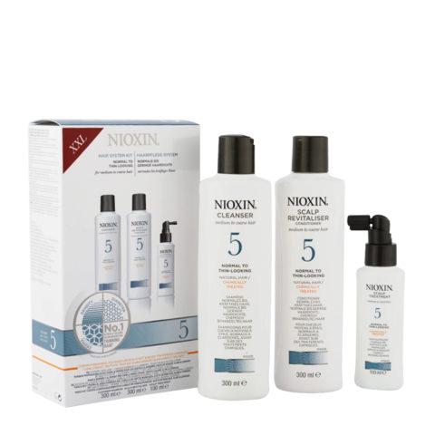 Nioxin Sistema5 Pacchetto completo XXL