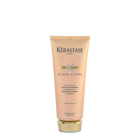 Kerastase Fondant Elixir ultime Beautifying oil conditioner 200ml